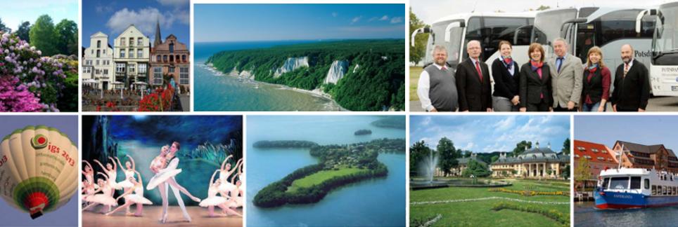 Potsdam Tours - Mit uns erfahren Sie die Welt